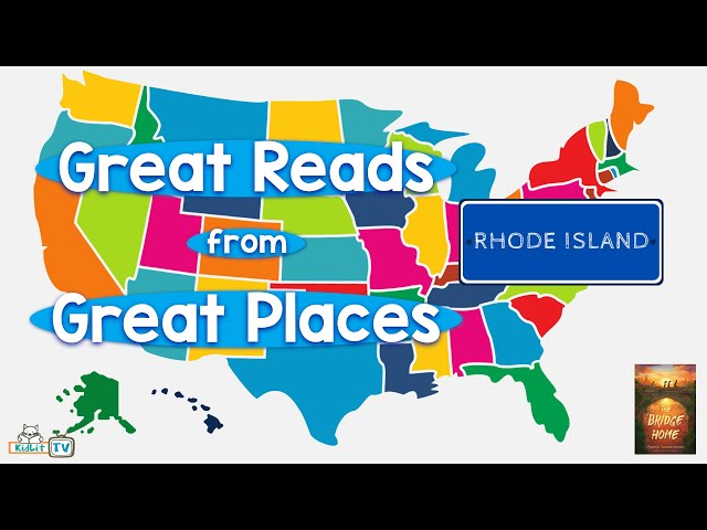 Great Reads from Great Places Padma Venkatram's THE BRIDGE HOME Rhode Island