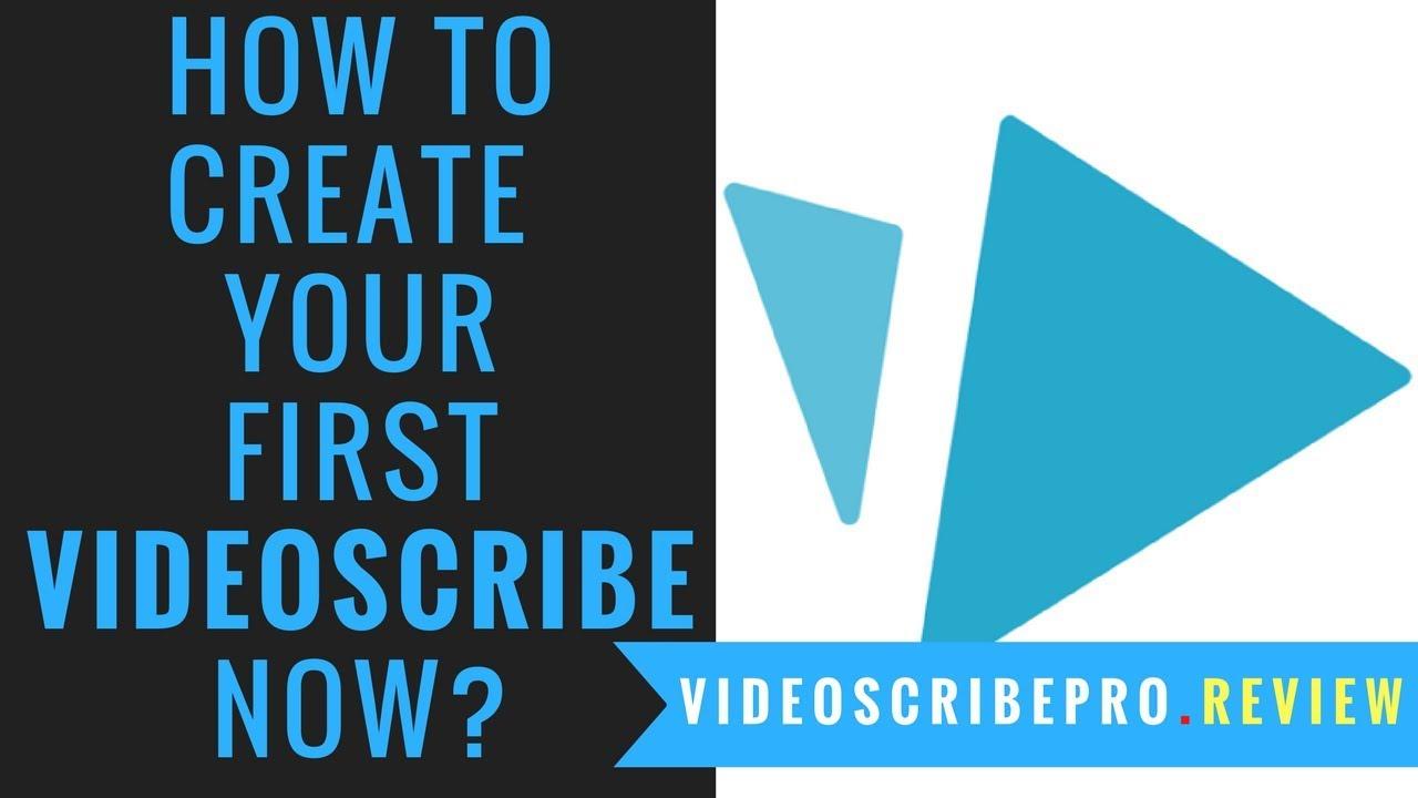 videoscribe gratuit
