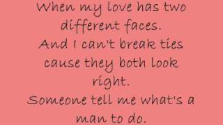 What's A Man To Do by Usher Lyrics