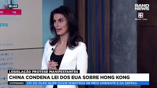 Acompanhe as principais notícias da China