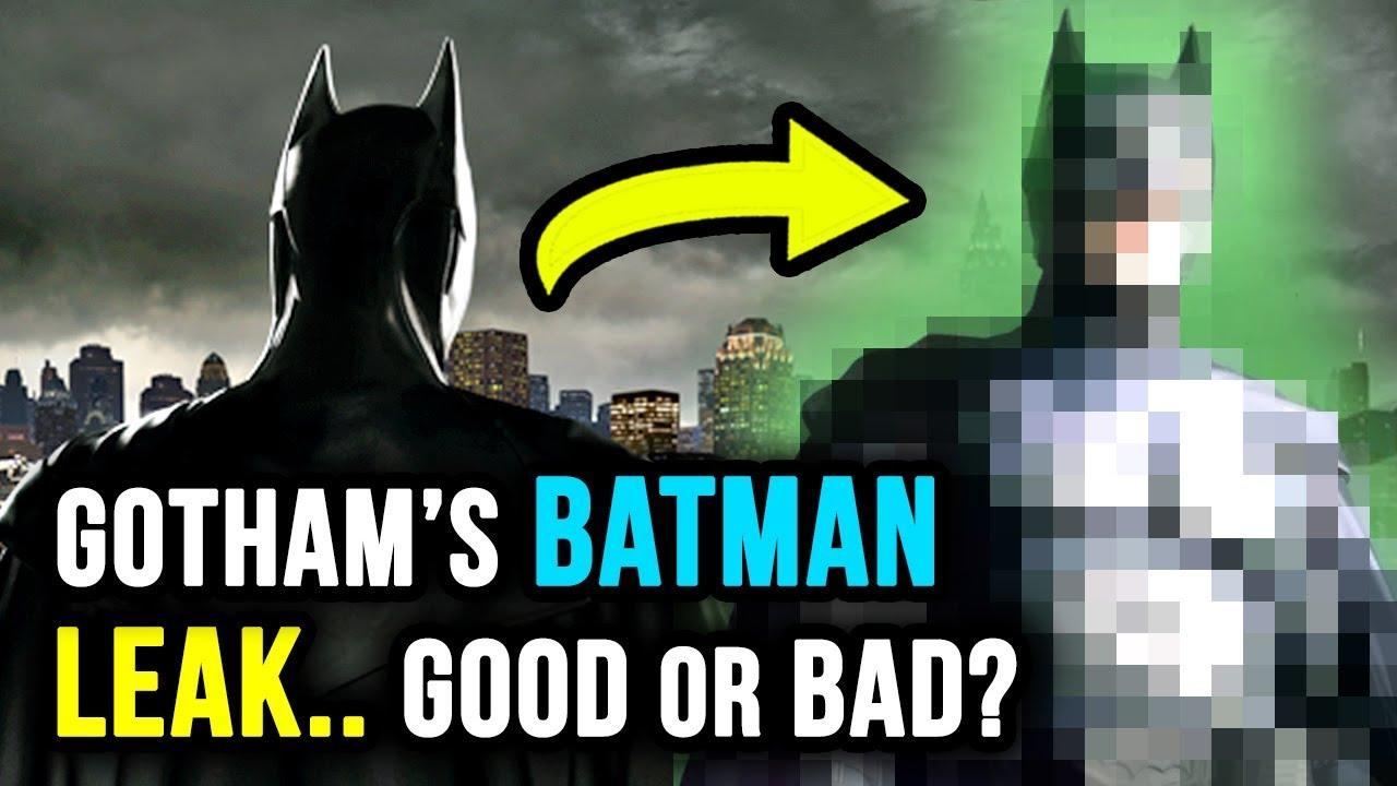 Lets Talk About Gothams Batman Leak New Episode 11 Details