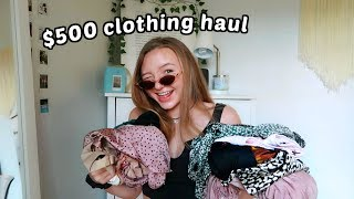 SUMMER CLOTHING HAUL 2019 *try-on*
