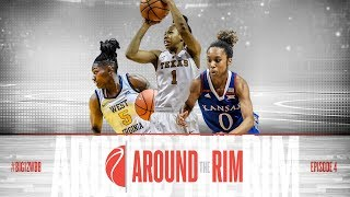 Star Point Guard Play is Leading the Way in WBB | Around the Rim: S2E4