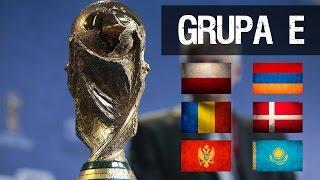 el. Mistrzostw Świata - Wartości reprezentacji w grupie E