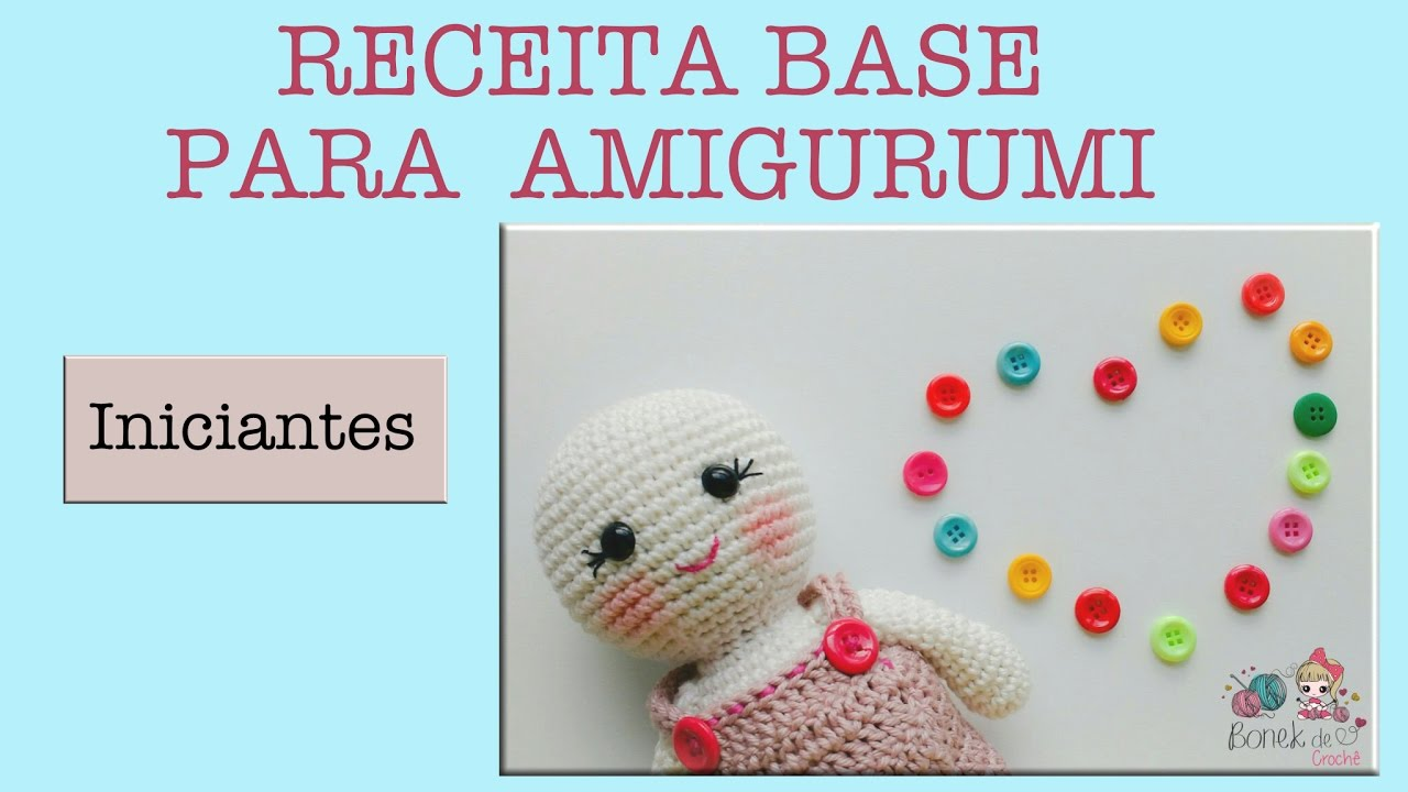 Boneca amigurumi... Créditos: Prasapporn Sukcharoensuk ( Pinterest ... | 720x1280