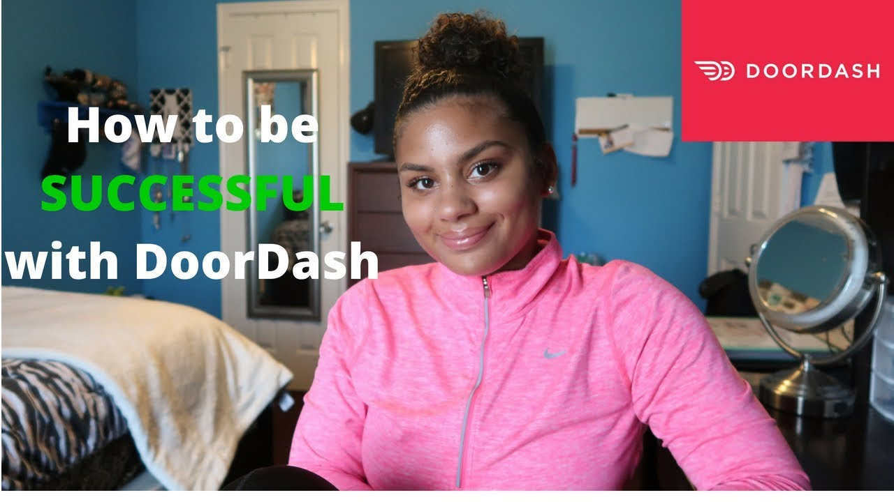 How to be SUCCESSFUL with Doordash$$