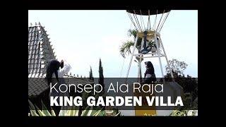 Gambar cover Konsep Ala Raja King Garden Villa Bandungan