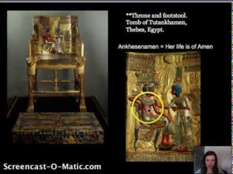Egyptian Art - New Kingdom