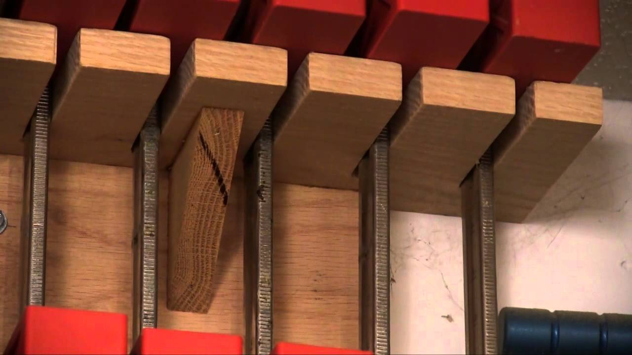 Wood Storage Wall Mount