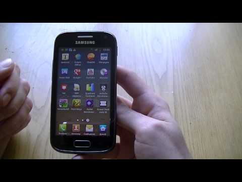 Обзор Samsung Galaxy Ace II