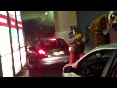 HARLEM SHAKE MC DRIVE MARSEILLE !!!