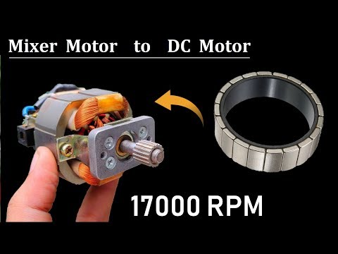 17000-rpm---make-high-speed-dc-motor-from-220v-ac-mixer-motor-diy