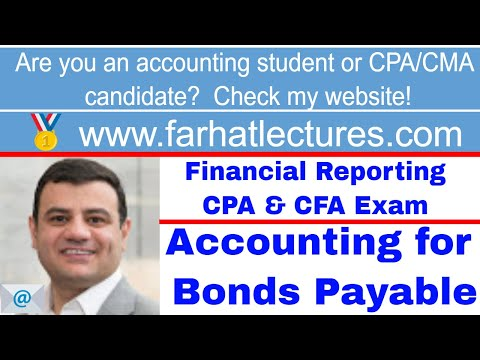 Bonds payable ch 11 p 1