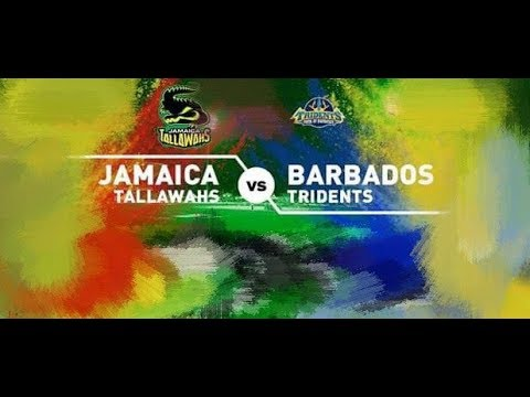 CPL 2017 5th Match - Jamaica Tallawahs V Barbados Tridents Live Stream