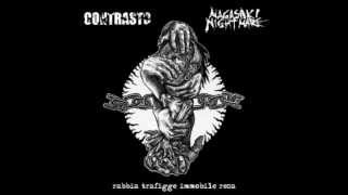 CONTRASTO - Nel Loro Sangue - Split with Nagasaki Nightmare  (2006)