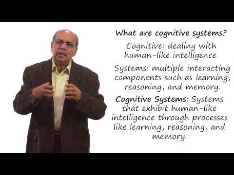 What are Cognitive Systems? - Georgia Tech - KBAI: Part1