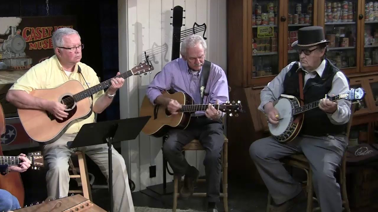 Old Time Bluegrass Country Gospel Music 12apr2018 Youtube