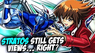 Elemental HERO Stratos Still Gets Views... Right? ELEMENTAL HERO DECK FT. Elemental HERO Stratos!