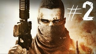 Spec Ops The Line - Gameplay Walkthrough - Part 2 - Mission 2 - THE DUNE