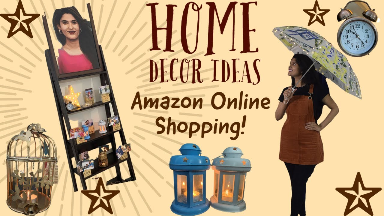 Home Decor Ideas And Items You Must Try Items Starting From Rs 199 Diwali Decoration Ideas Youtube