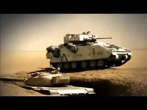 Tank of Desert Storm - The Gulf War