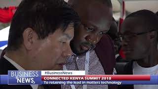 CONNECTED KENYA SUMMIT 2018 BUSINESS NEWS 23rd OCTOBER 2018
