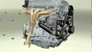 محرك ديزل رباعى الأشواط