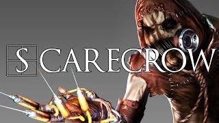 [PC] Injustice: Gods Among Us SCARECROW Mod (Joker Custom DLC Skin)