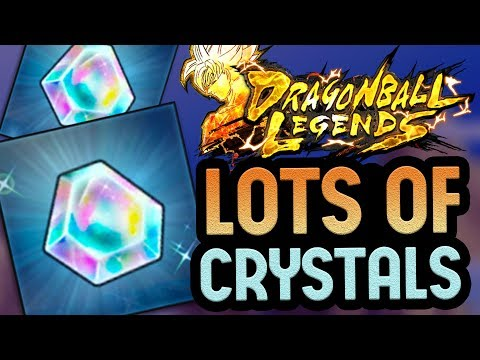 F2P Guide - How To Get LOTS Of FREE Chrono Crystals In Dragon Ball Legends