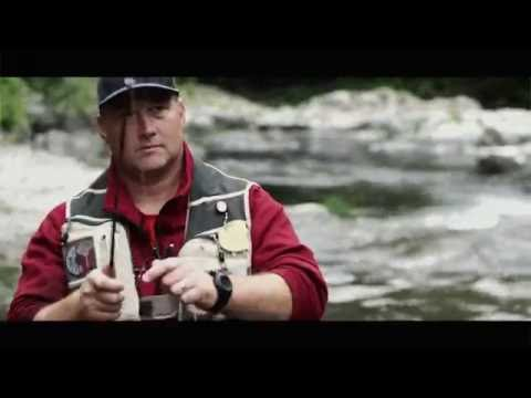 Fly fishing on the wilson river with bryan hornbeak youtube for Wilson river fishing report