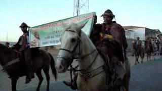 Cavalgada do Centenário em Exu (PE)