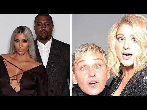 Kim Kardashian, Chrissy Teigen and More Celebs Let Loose at Ellen\'s Star Studded 60th Birthday Bash
