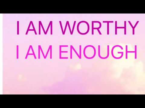 Feel Worthy and Deserving of love - Reiki energy healing