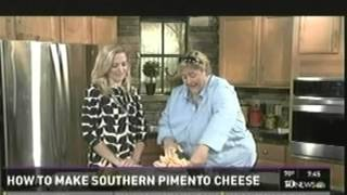 Lisa Smith From Big Fattys Knoxville, Tn Making Southern Pimento Cheese