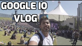 Google I/O Vlog
