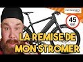 LA REMISE DE MON STROMER ST3 FR !!