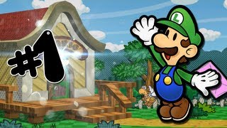 Paper Mario The Thousand Year Door - Part 1 - A Grand Paper Beginning!