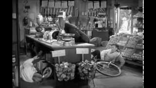 W C Fields - Hardware store scene with blindman  - It's A Gift