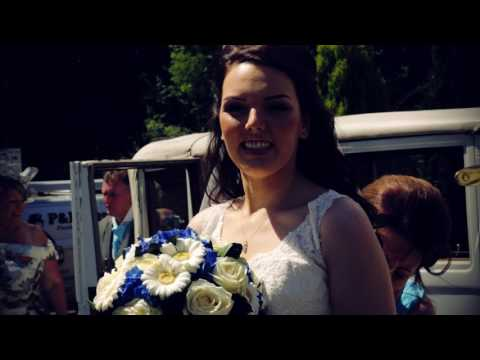 The short trailer of Harley and Salv's Wedding Day.