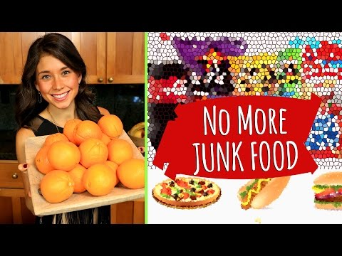 HOW TO CONTROL JUNK FOOD CRAVINGS!