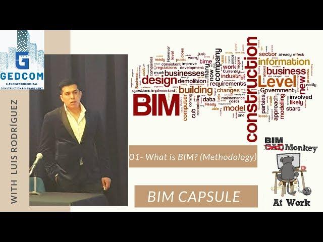 01-What is BIM?  Methodology