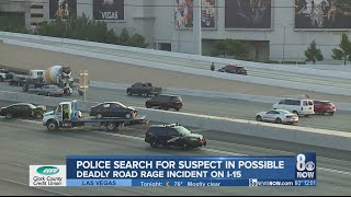 I-15 back open following deadly possible road rage incident