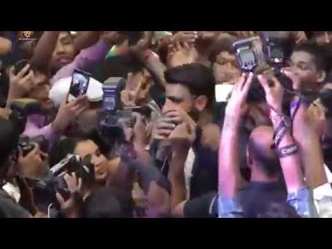 Ranveer Singh - CRAZY FANS Infectious Fresh Energy - Shares Secret Day