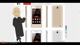 android 6.0 SERVO H5 телефон с aliexpress смартфон