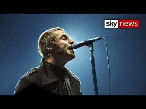 Liam Gallagher tells Sky News why the band split, Saturday night TV and Susan Boyle