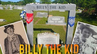 The grave of the REAL Billy The Kid!!!