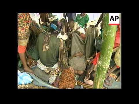 ZAIRE: RWANDAN REFUGEES FEAR REPRISALS FOR 1994 GENOCIDE