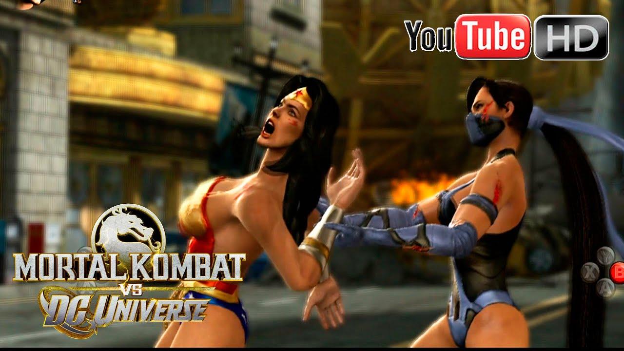 Mortal Kombat Women 26