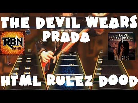 The Devil Wears Prada - HTML Rulez D00d - Rock Band Network 1.0 Expert Full Band (June 22nd, 2010)