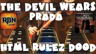 The Devil Wears Prada - HTML Rulez D00d - Rock Band Network 1.0 Expert Full Band (June 22nd, 2010)
